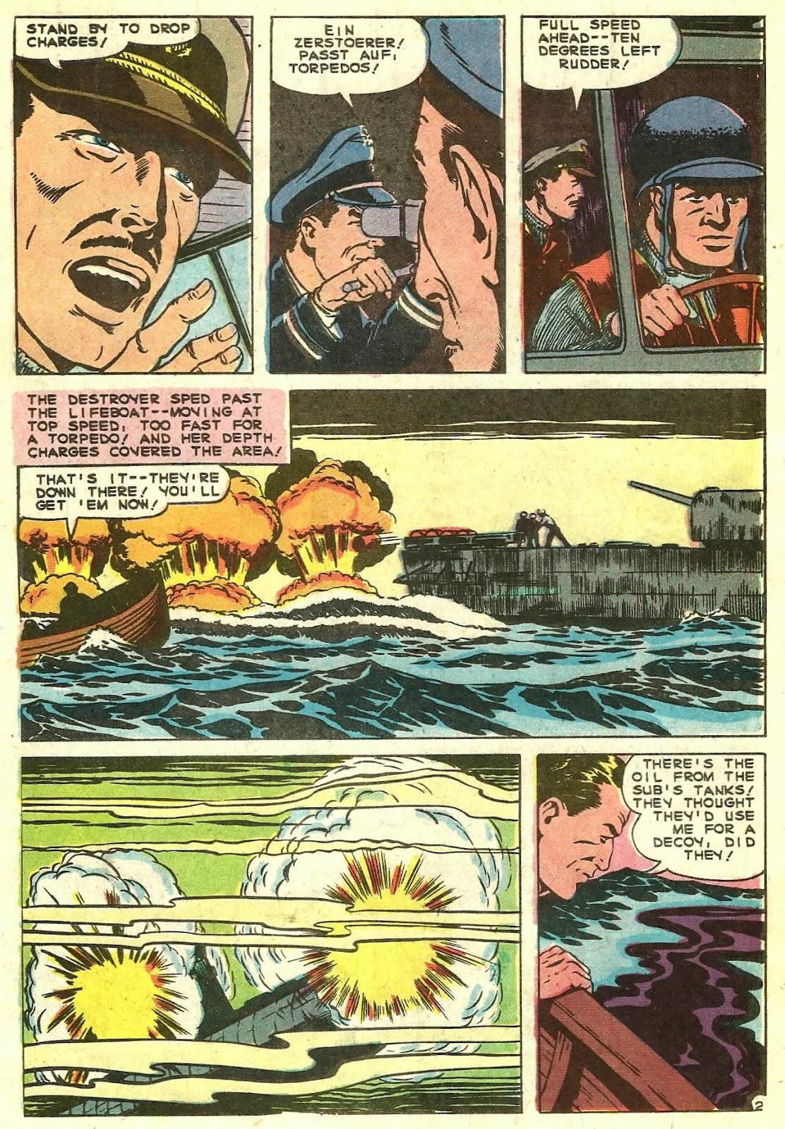 Read online Fightin' Navy comic -  Issue #130 - 19