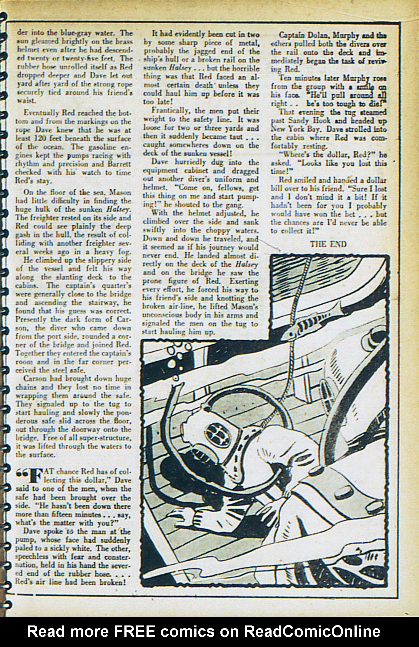 Read online Adventure Comics (1938) comic -  Issue #30 - 38