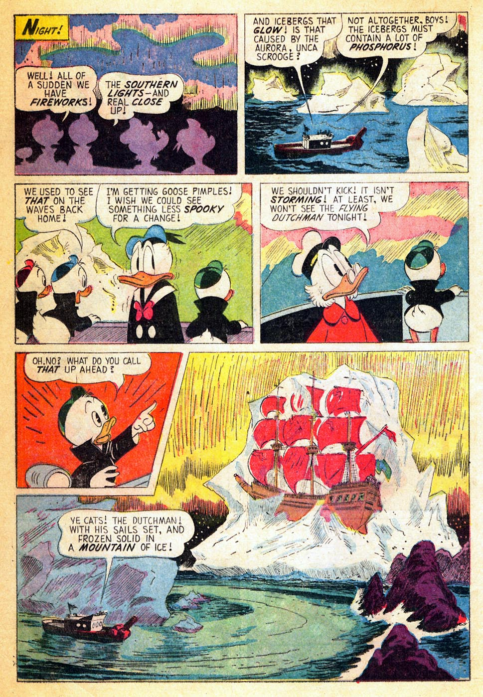 Read online Uncle Scrooge (1953) comic -  Issue #87 - 23