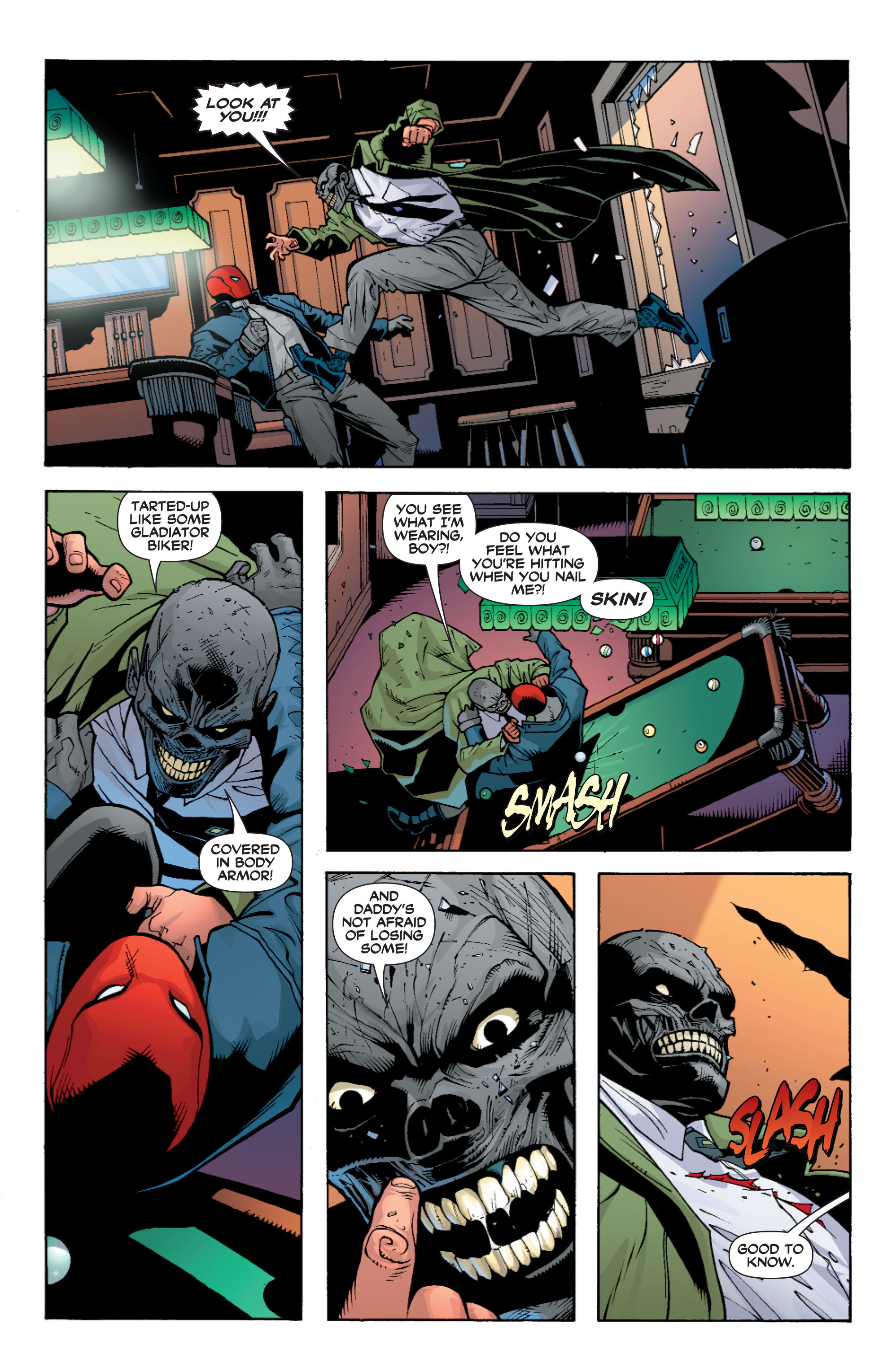 Read online Batman: Under The Red Hood comic -  Issue # Full - 262