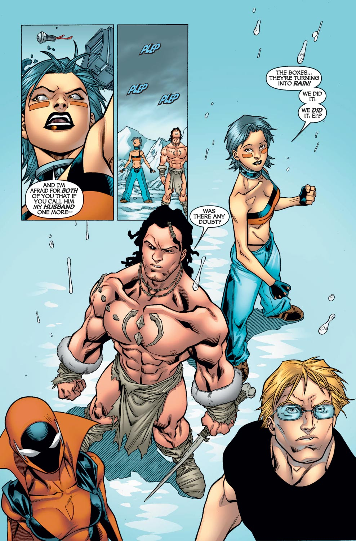 Read online Alpha Flight (2004) comic -  Issue #10 - 19