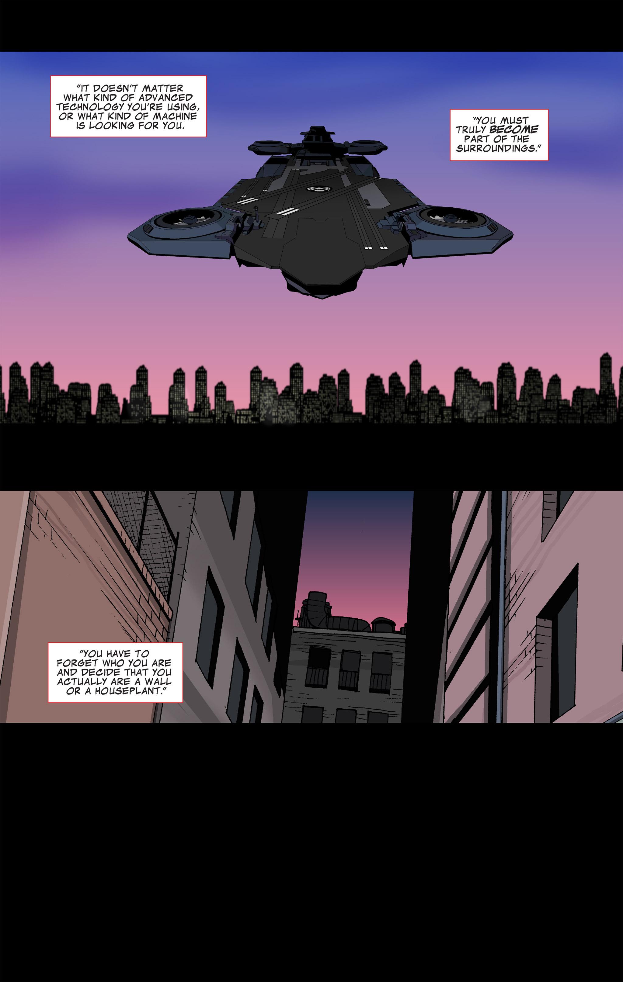 Read online Ultimate Spider-Man (Infinite Comics) (2015) comic -  Issue #21 - 30