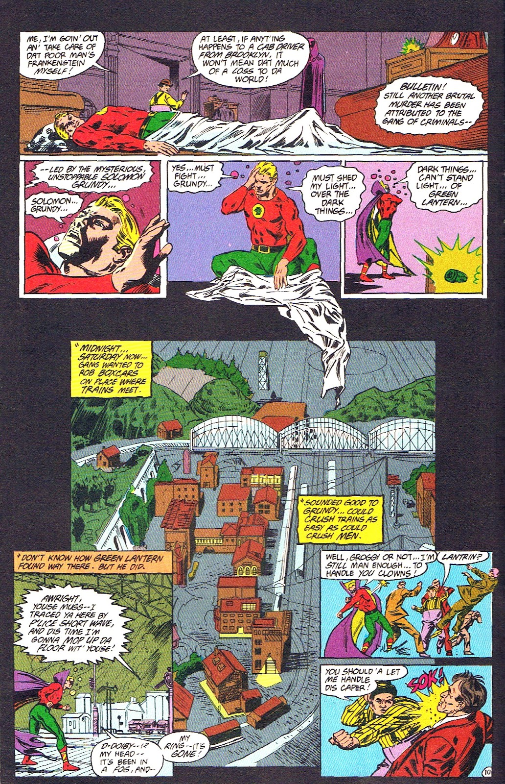 Infinity Inc. (1984) issue 39 - Page 12