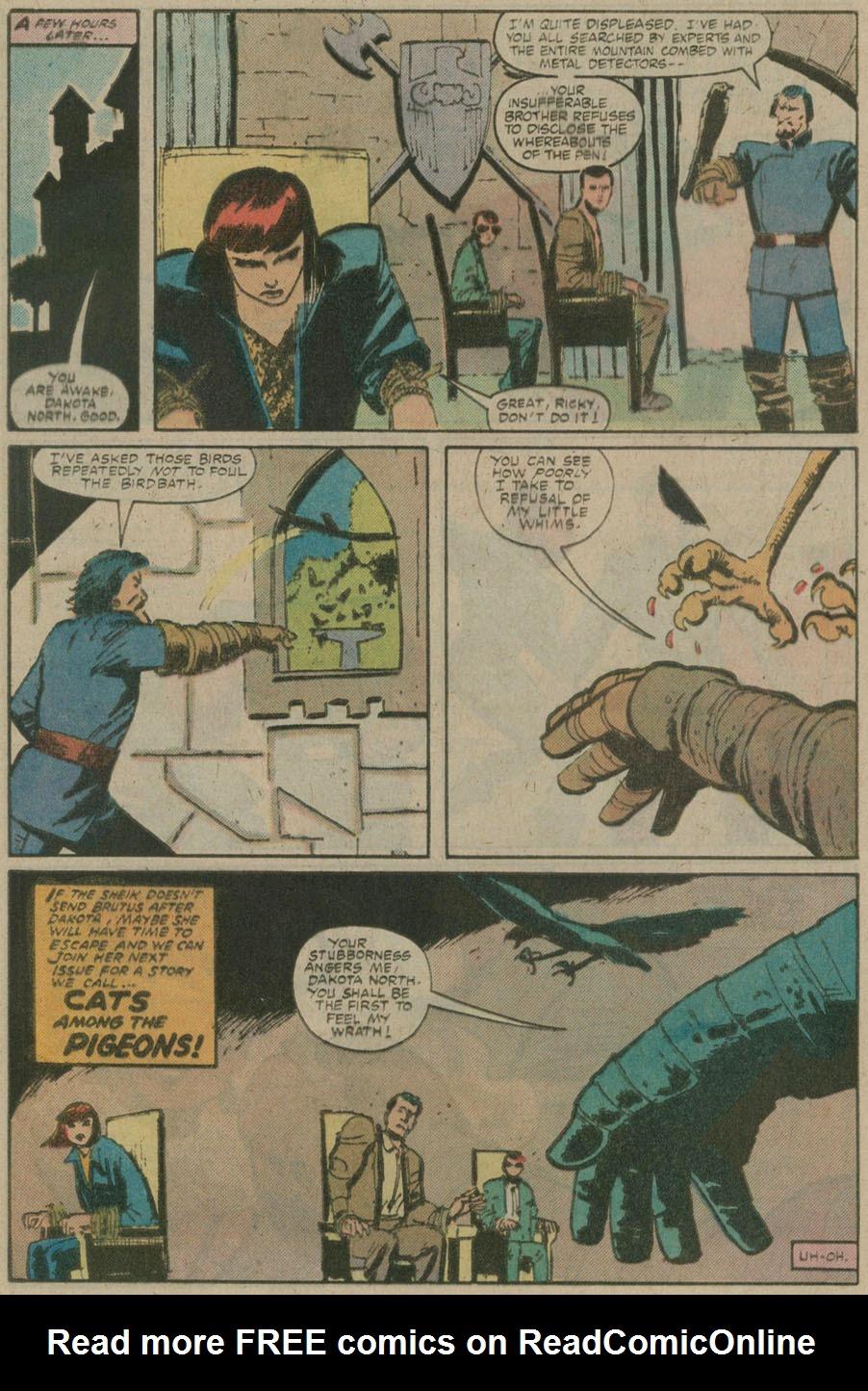 Read online Dakota North comic -  Issue #4 - 23