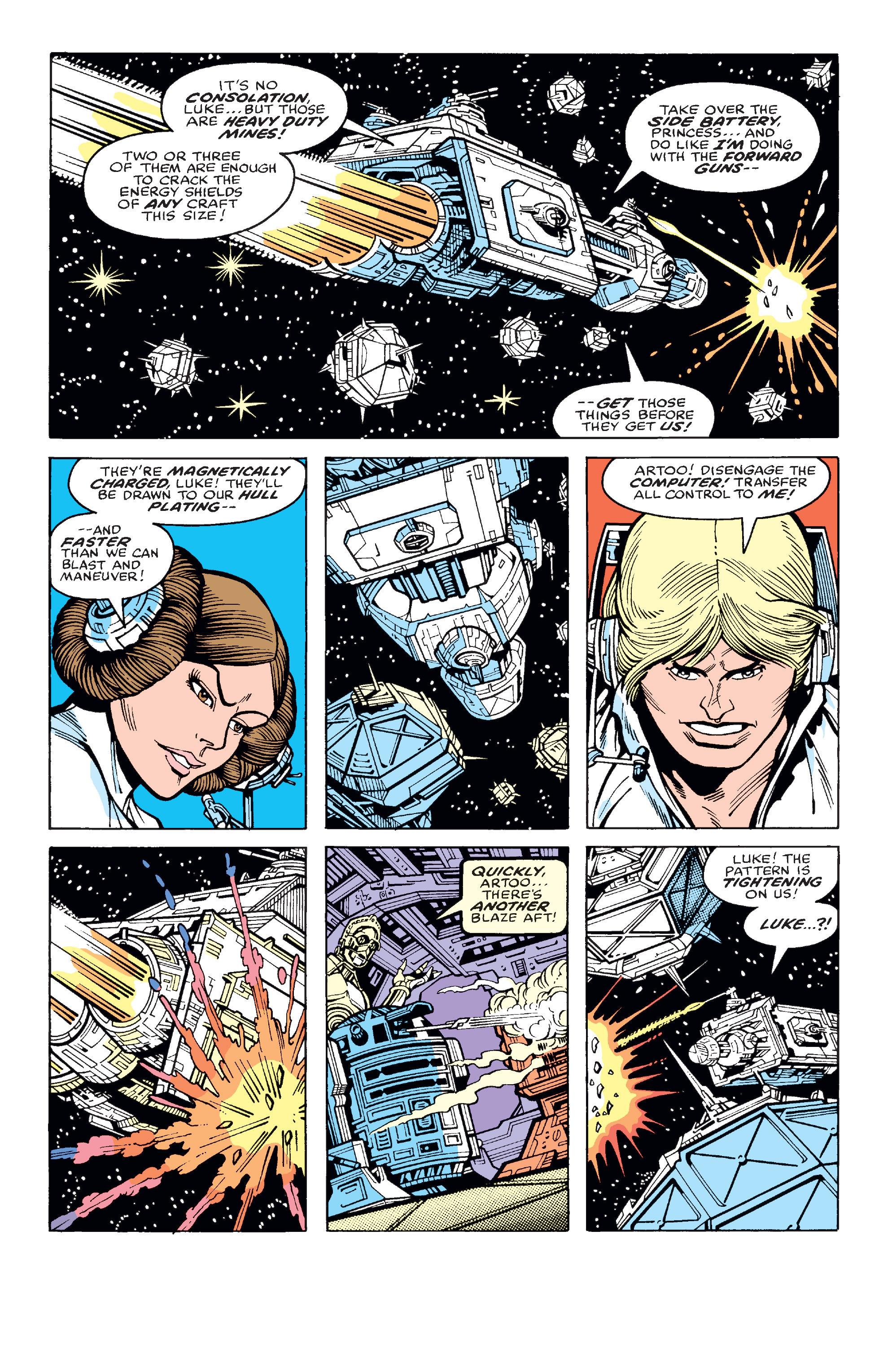Read online Star Wars Omnibus comic -  Issue # Vol. 13 - 447