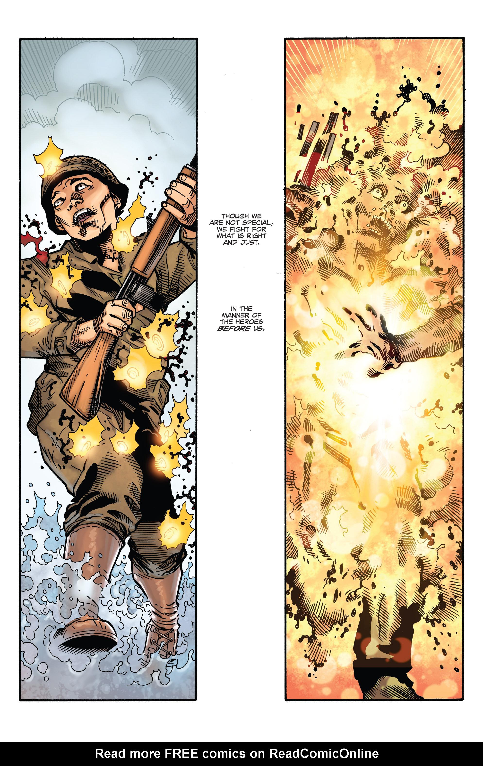 Read online Aftershock Genesis comic -  Issue #1 - 10
