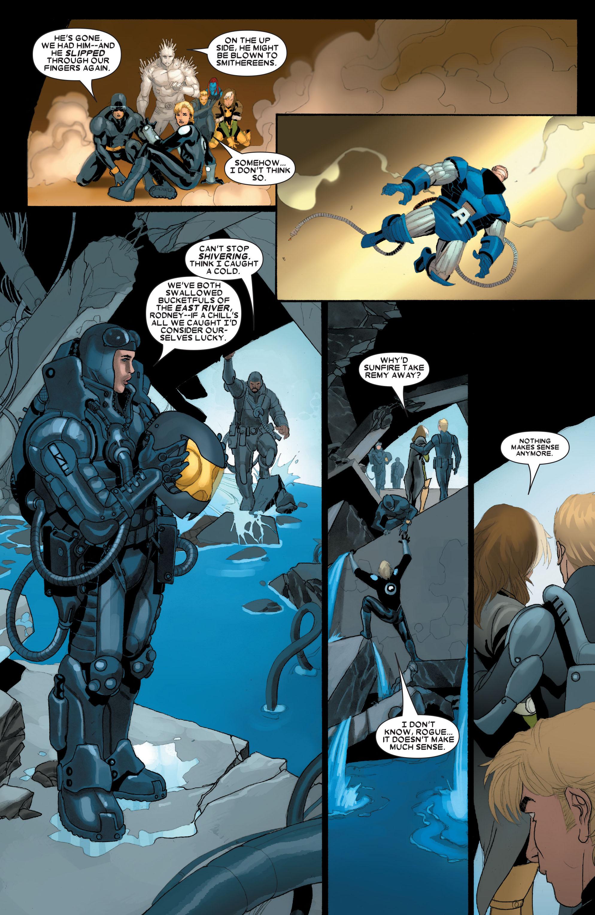 X-Men (1991) 186 Page 19