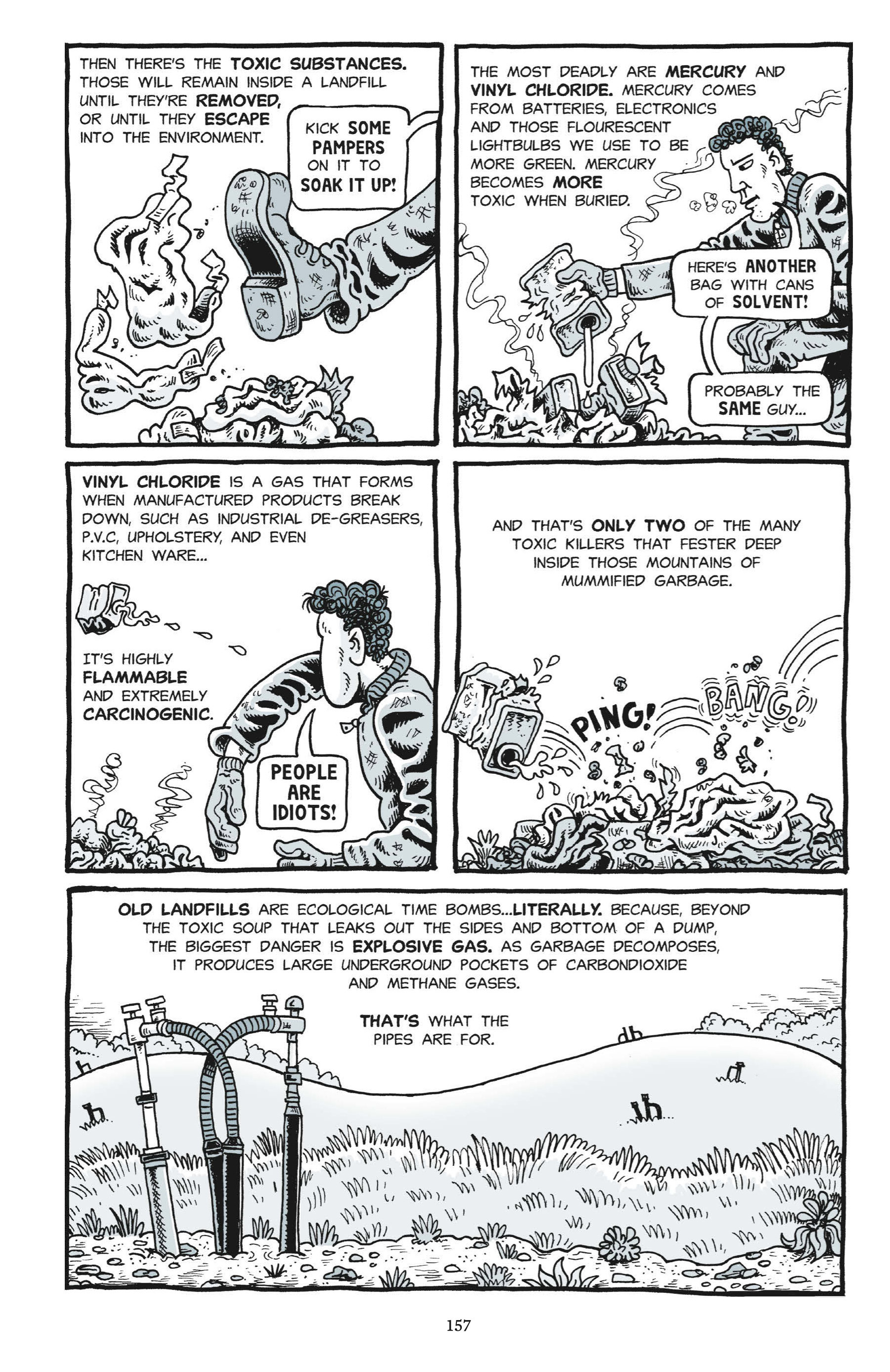 Read online Trashed comic -  Issue # Full - 151