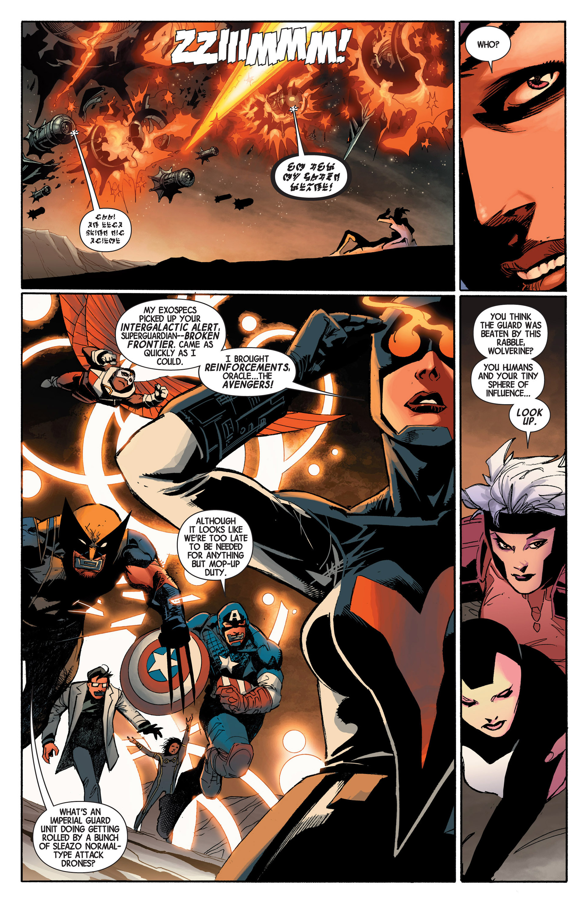 Read online Avengers (2013) comic -  Issue #5 - 14