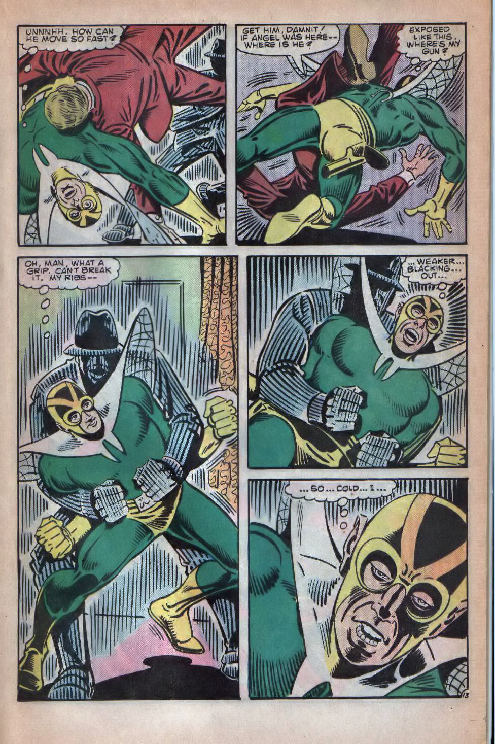 Read online The Fly (1983) comic -  Issue #8 - 14