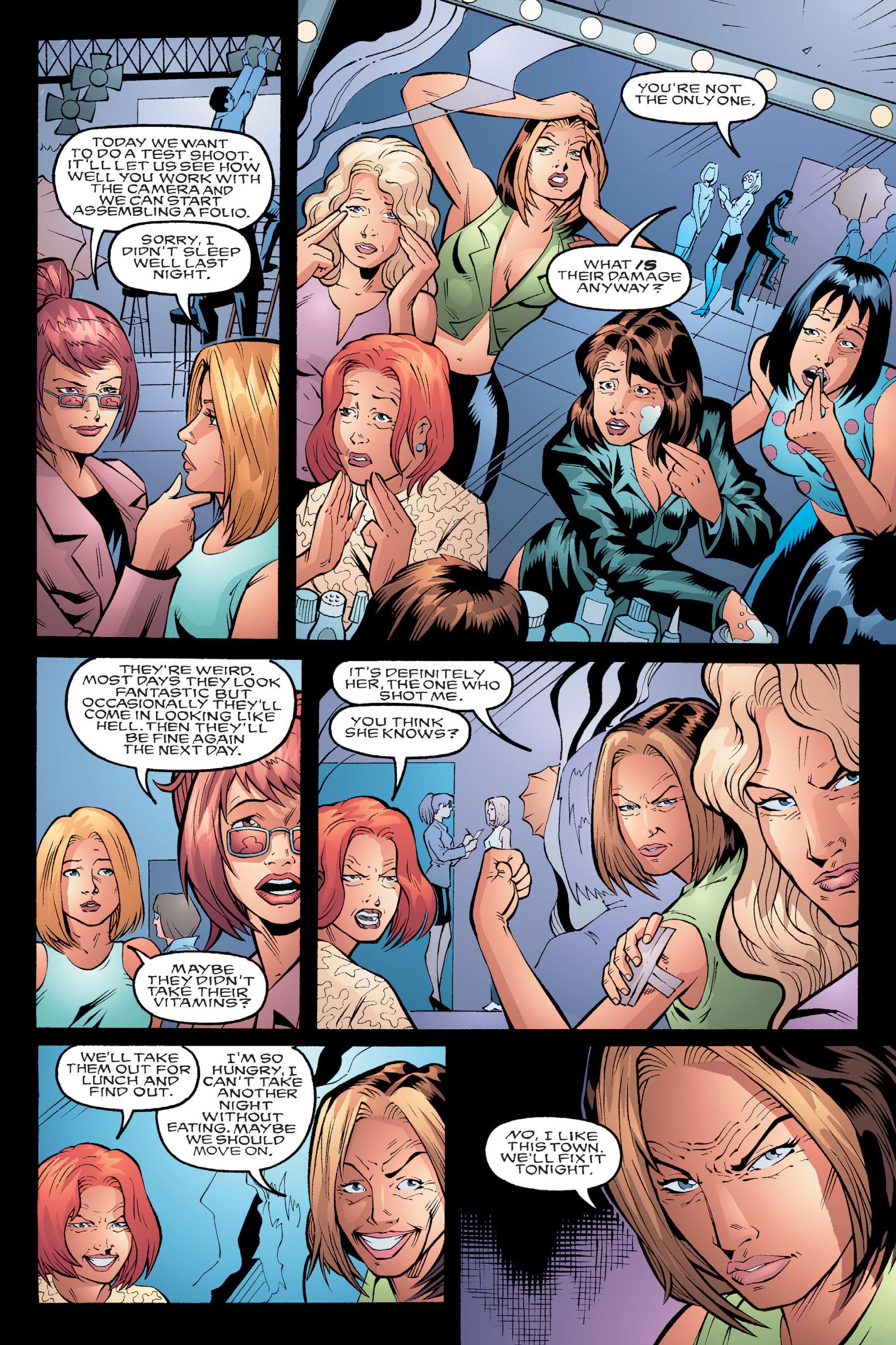 Read online Buffy the Vampire Slayer: Omnibus comic -  Issue # TPB 4 - 45