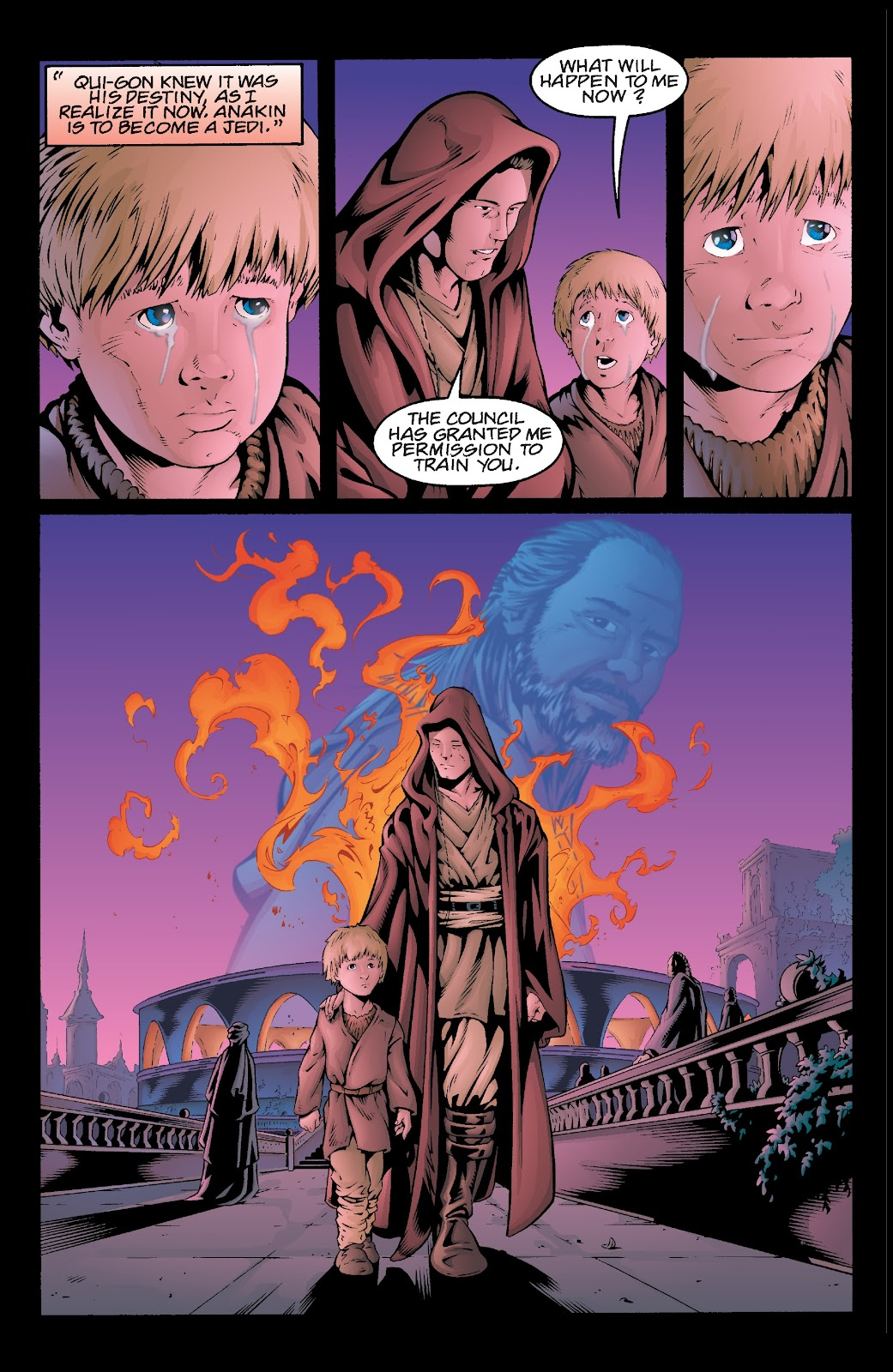 Read online Star Wars Legends: Rise of the Sith - Epic Collection comic -  Issue # TPB 2 (Part 5) - 25