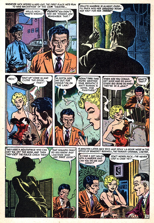 Read online Adventures into Weird Worlds comic -  Issue #17 - 28