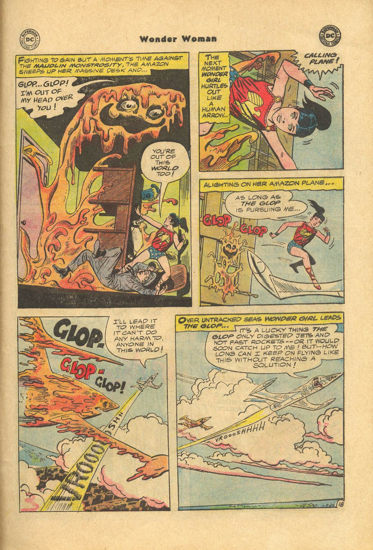 Read online Wonder Woman (1942) comic -  Issue #151 - 25