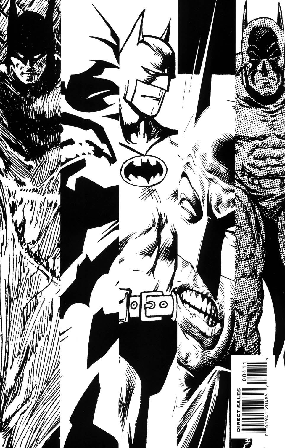 Batman Black and White (1996) issue 4 - Page 52