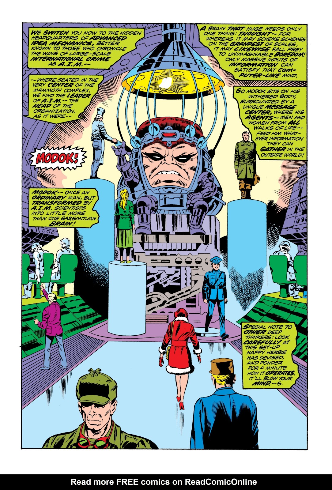 Read online Marvel Masterworks: The Incredible Hulk comic -  Issue # TPB 9 (Part 3) - 23