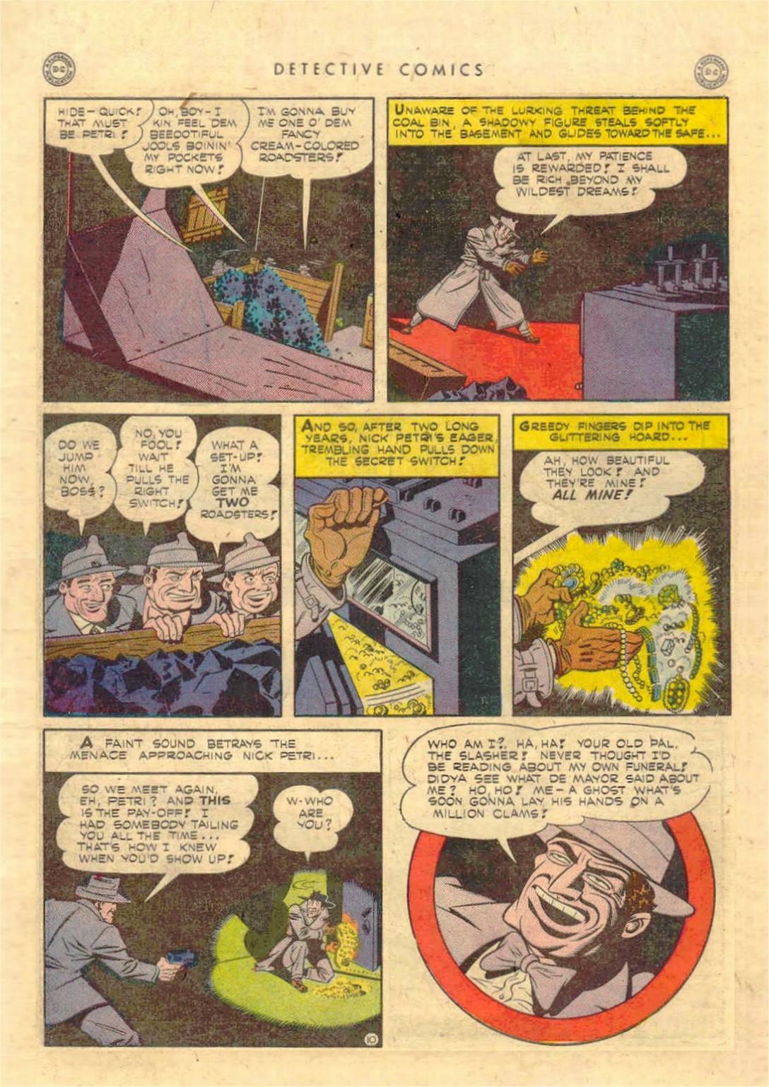 Read online Detective Comics (1937) comic -  Issue #97 - 12