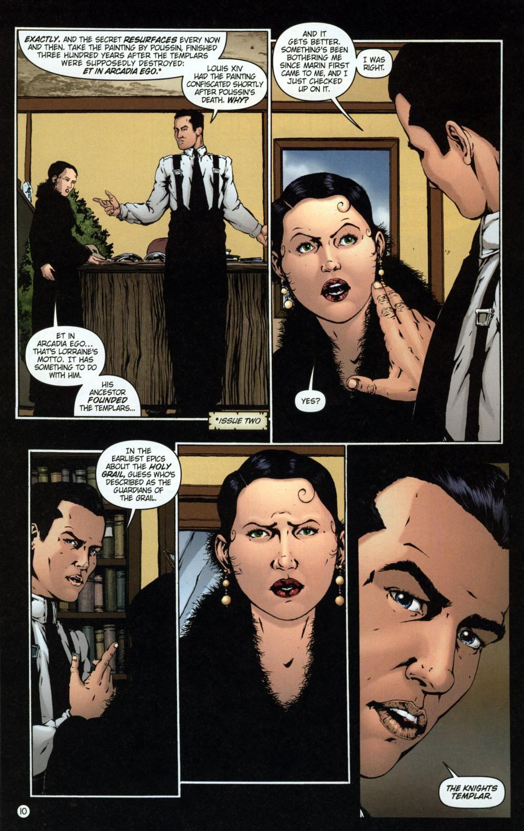 Read online Rex Mundi comic -  Issue #7 - 14