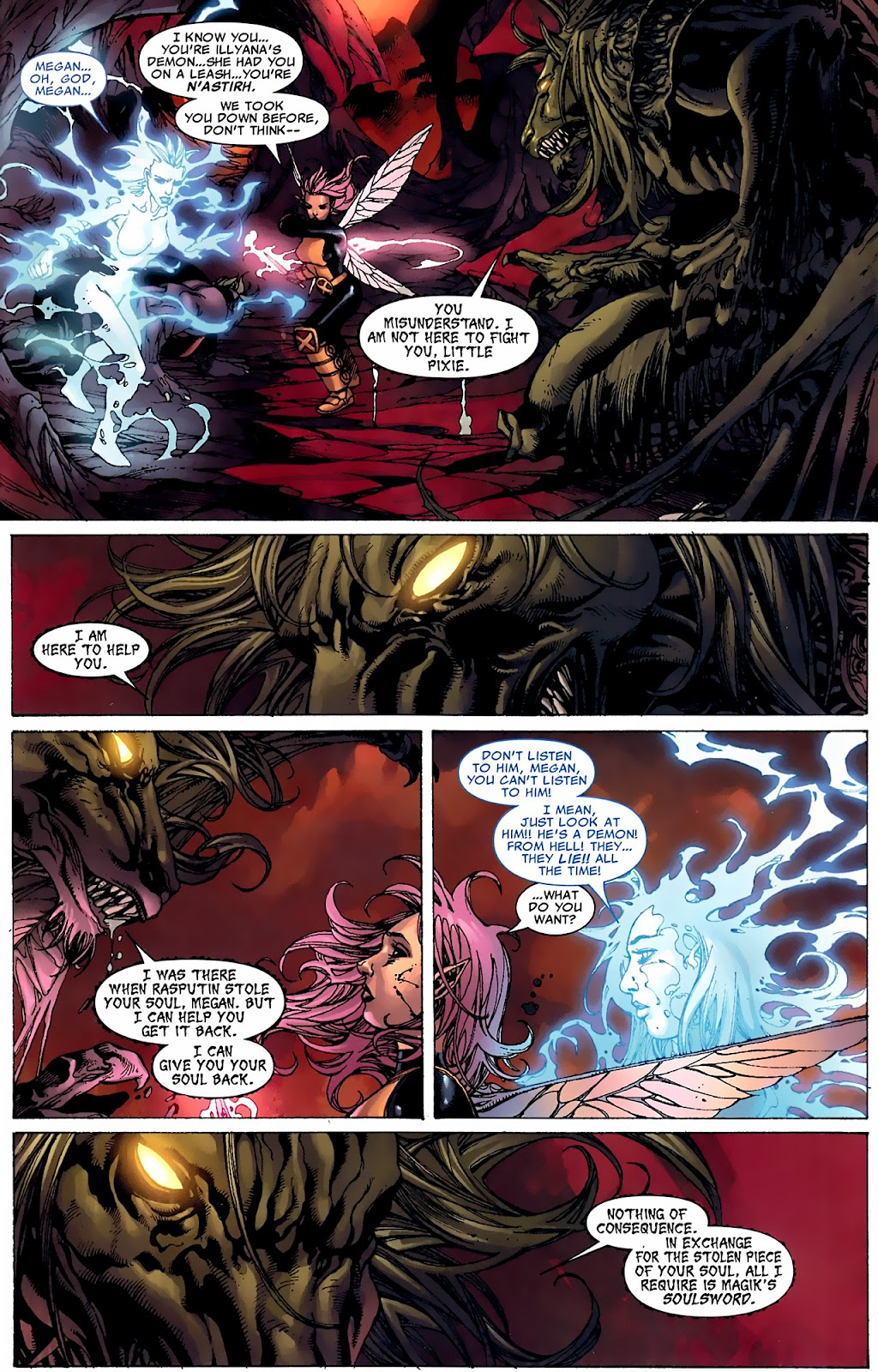 Read online X-Men: Second Coming Revelations comic -  Issue # TPB (Part 2) - 24