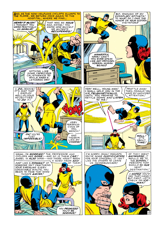 Uncanny X-Men (1963) 17 Page 13