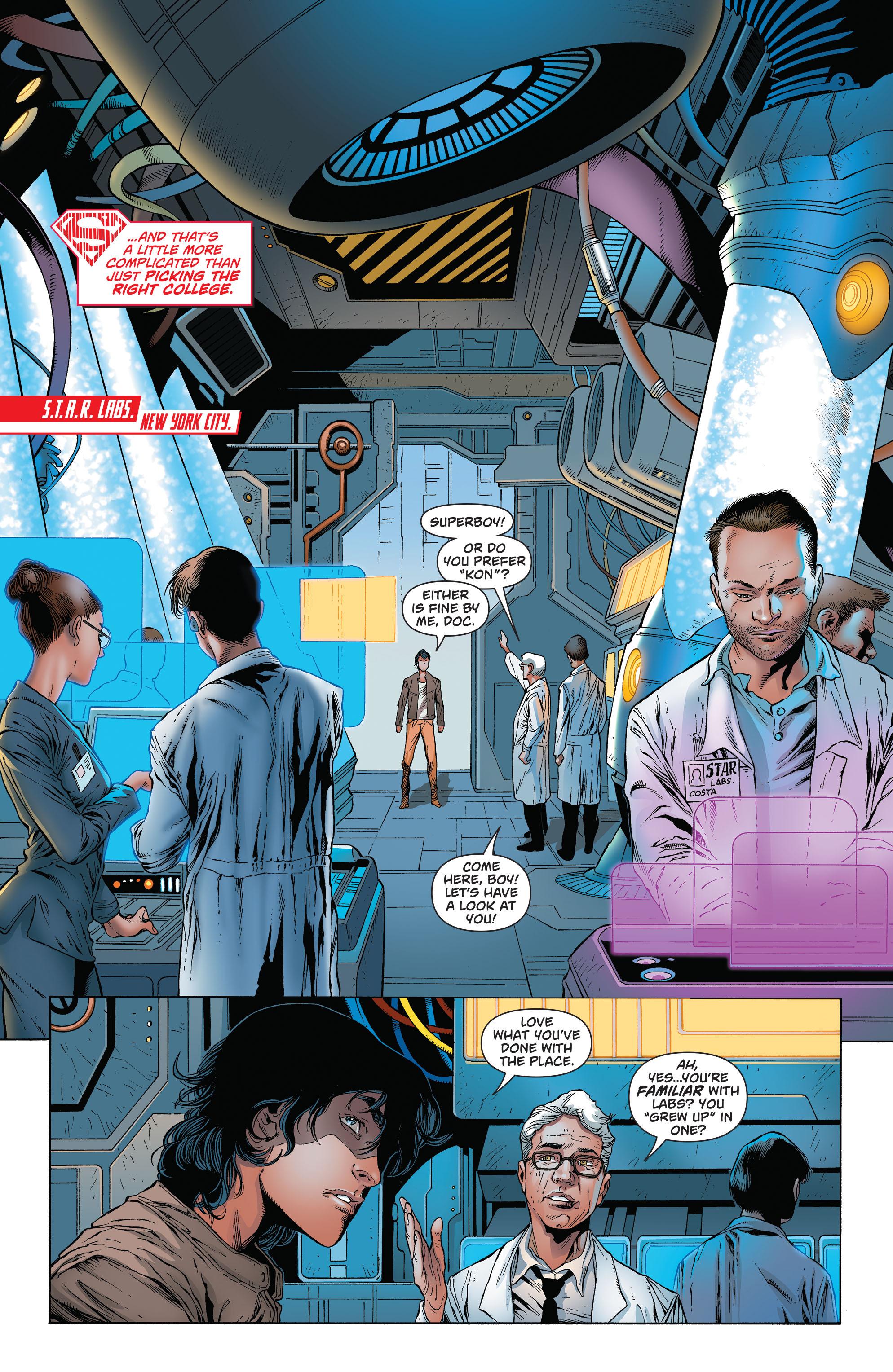 Read online Secret Origins (2014) comic -  Issue #7 - 27