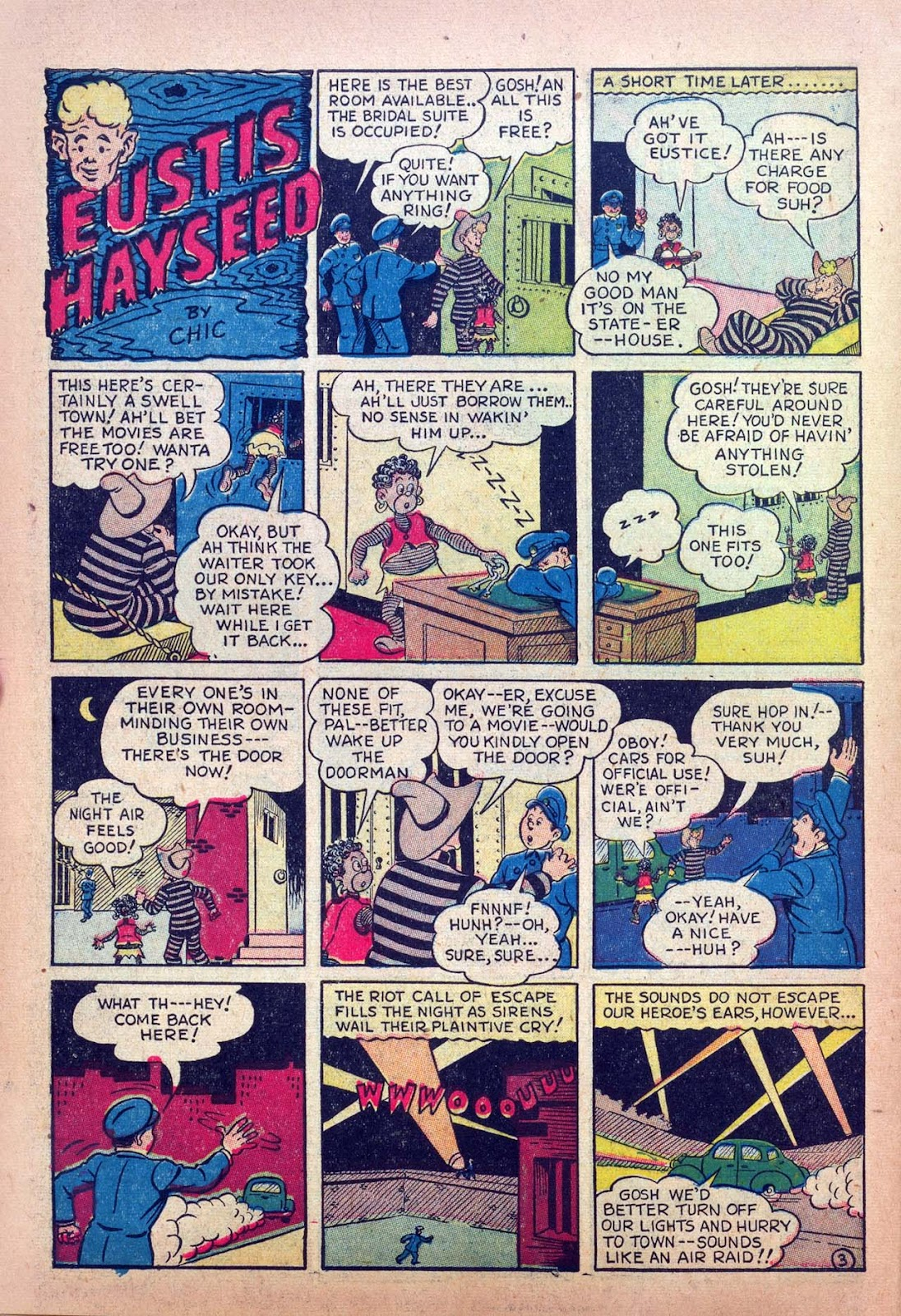 Read online Joker Comics comic -  Issue #7 - 56