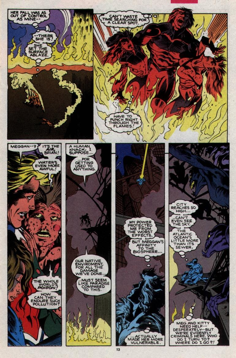 Excalibur (1988) issue 23 - Page 11