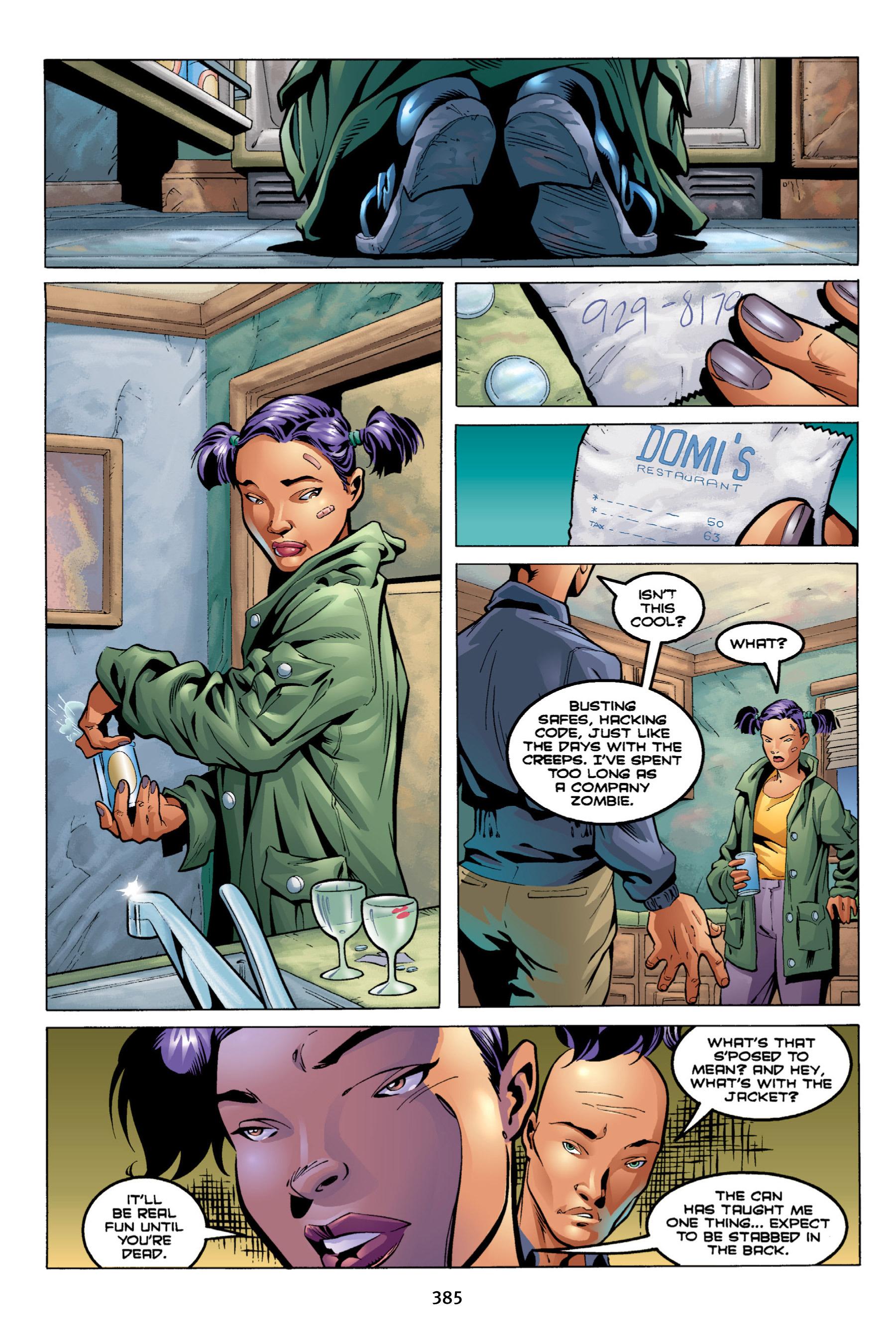 Read online Aliens vs. Predator Omnibus comic -  Issue # _TPB 2 Part 4 - 50