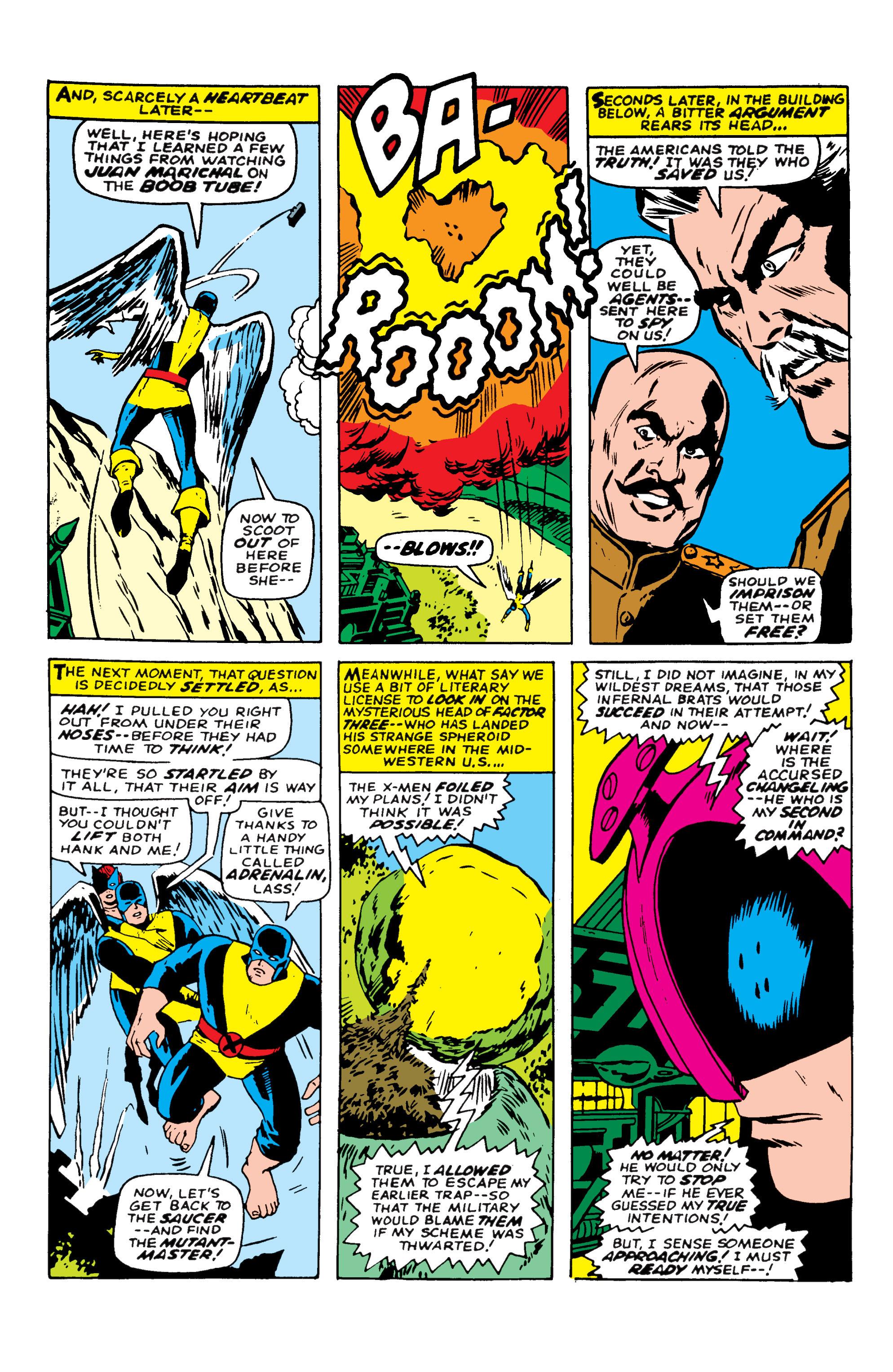 Uncanny X-Men (1963) 39 Page 8
