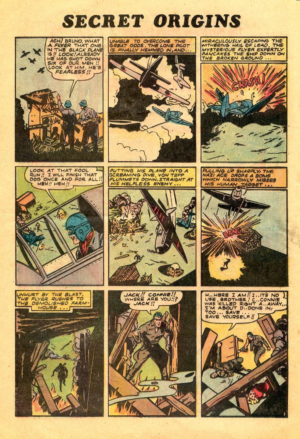 Read online Secret Origins (1973) comic -  Issue #6 - 20