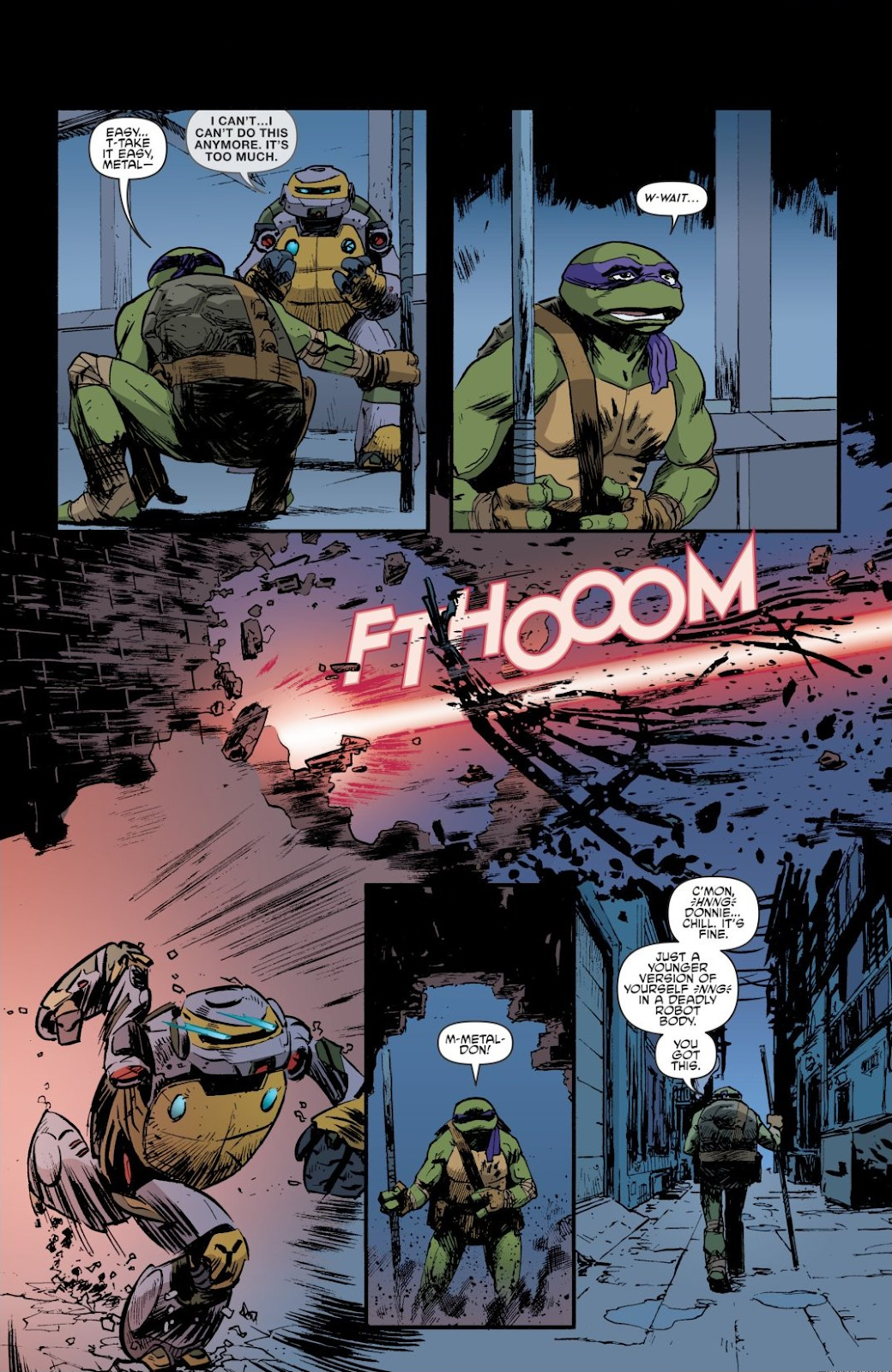 Read online Teenage Mutant Ninja Turtles: The IDW Collection comic -  Issue # TPB 8 (Part 4) - 63