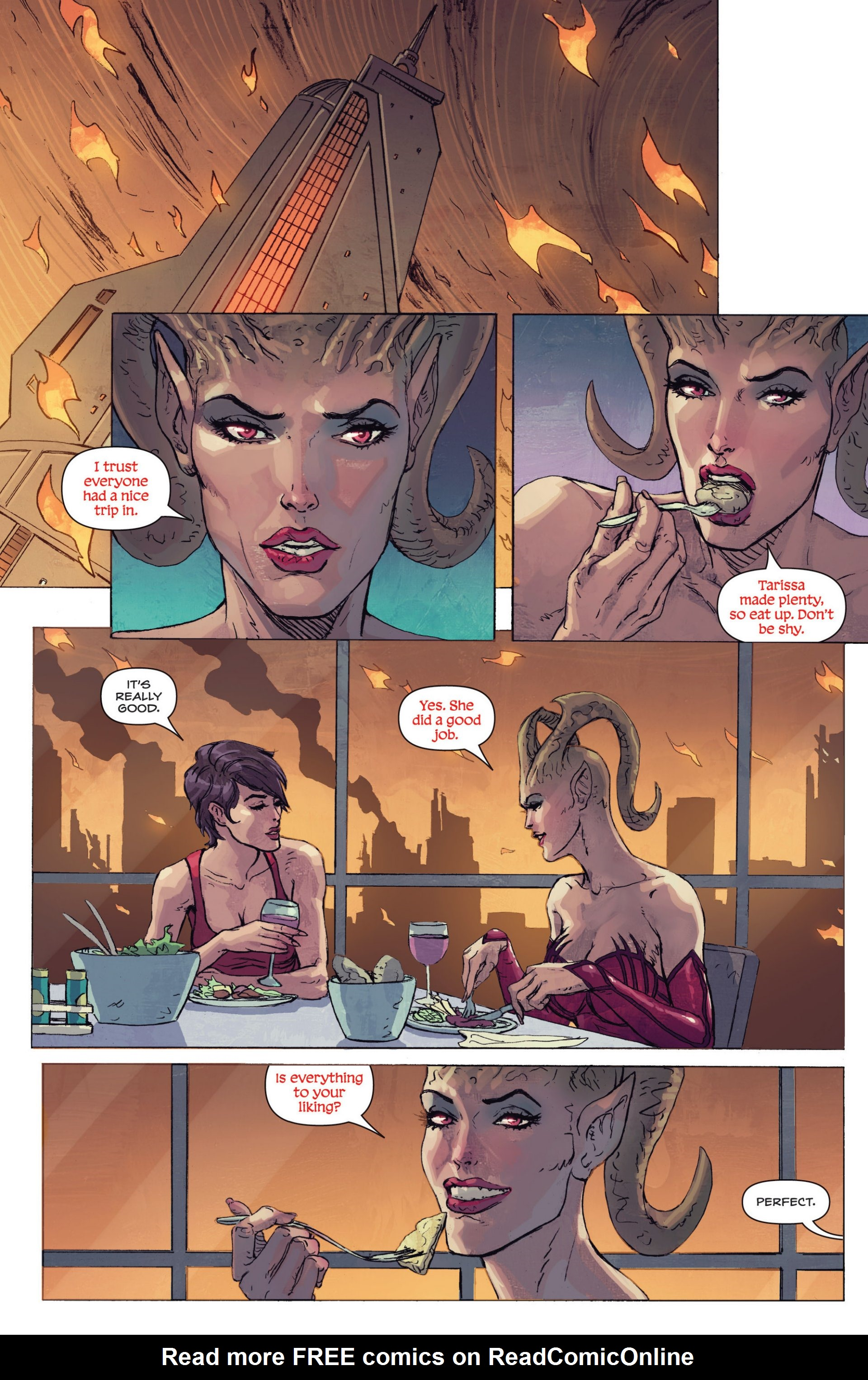 Read online Grimm Fairy Tales presents Inferno: Age of Darkness comic -  Issue # Full - 23