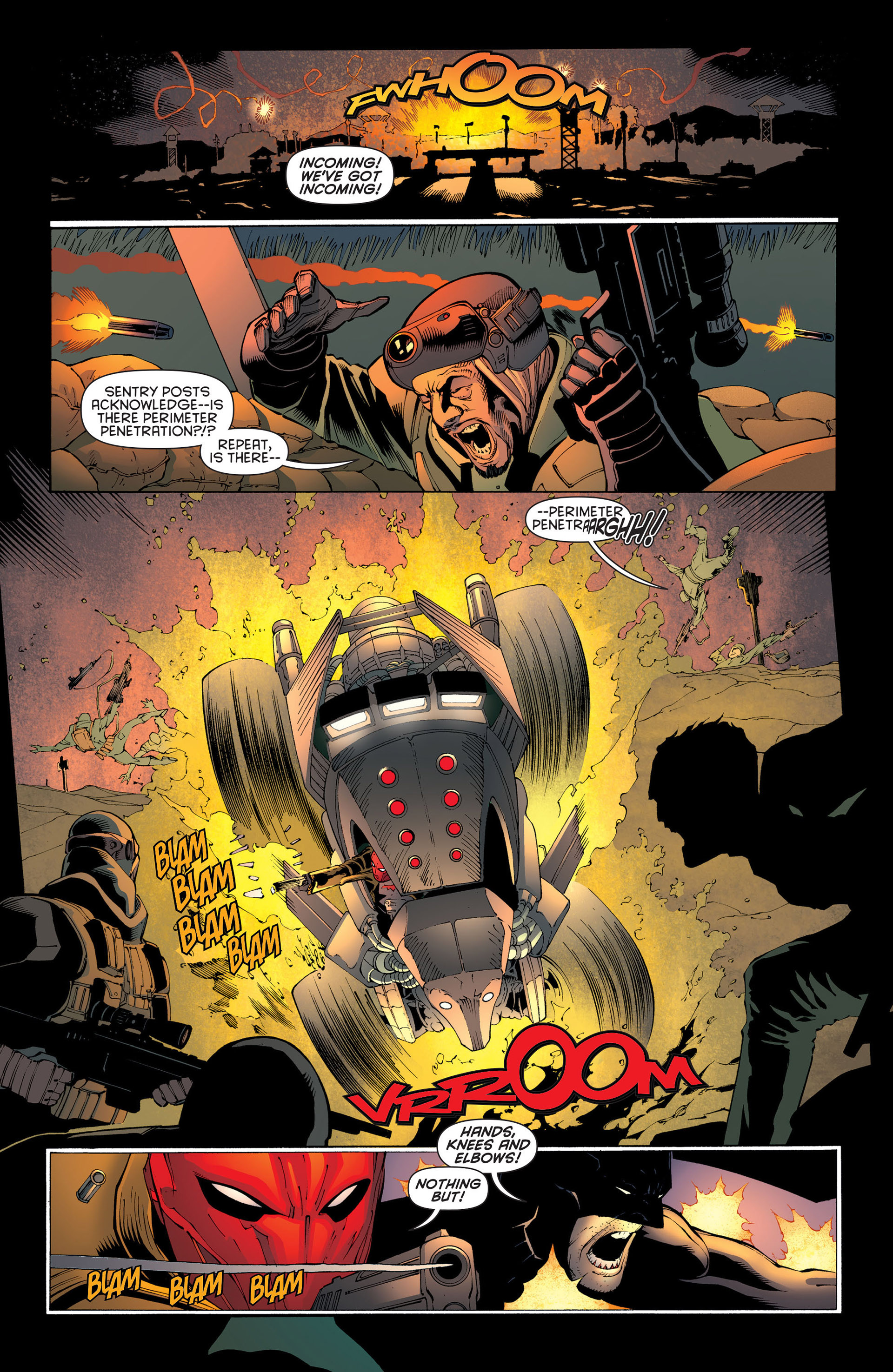 Read online Batman and Robin (2011) comic -  Issue #20 - 12