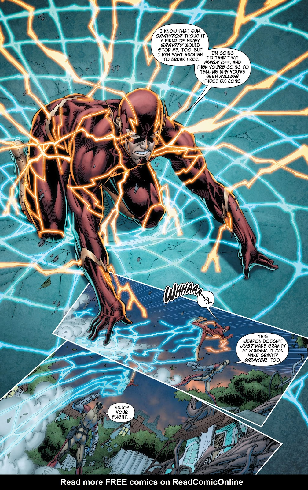 Read online The Flash (2011) comic -  Issue # _TPB 6 (Part 1) - 89