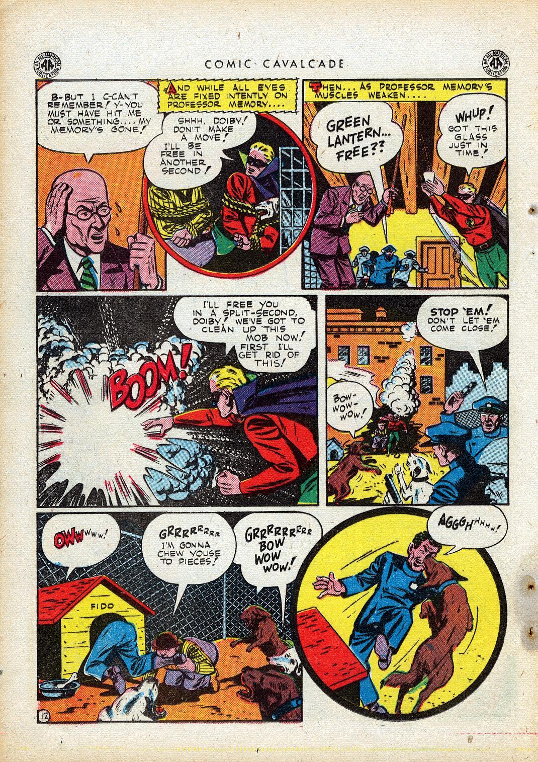 Comic Cavalcade issue 10 - Page 50