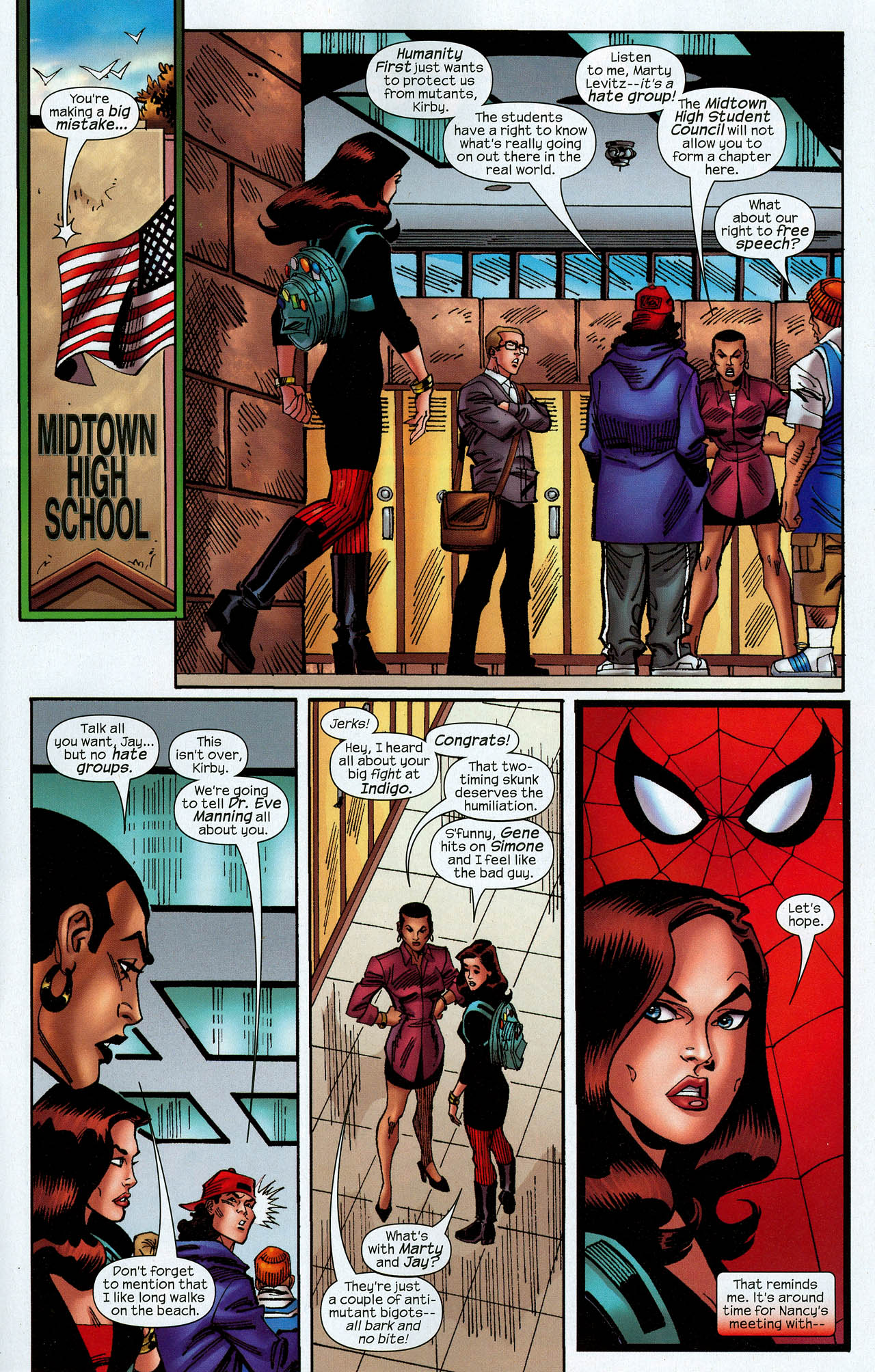 Read online Amazing Spider-Girl comic -  Issue #22 - 17