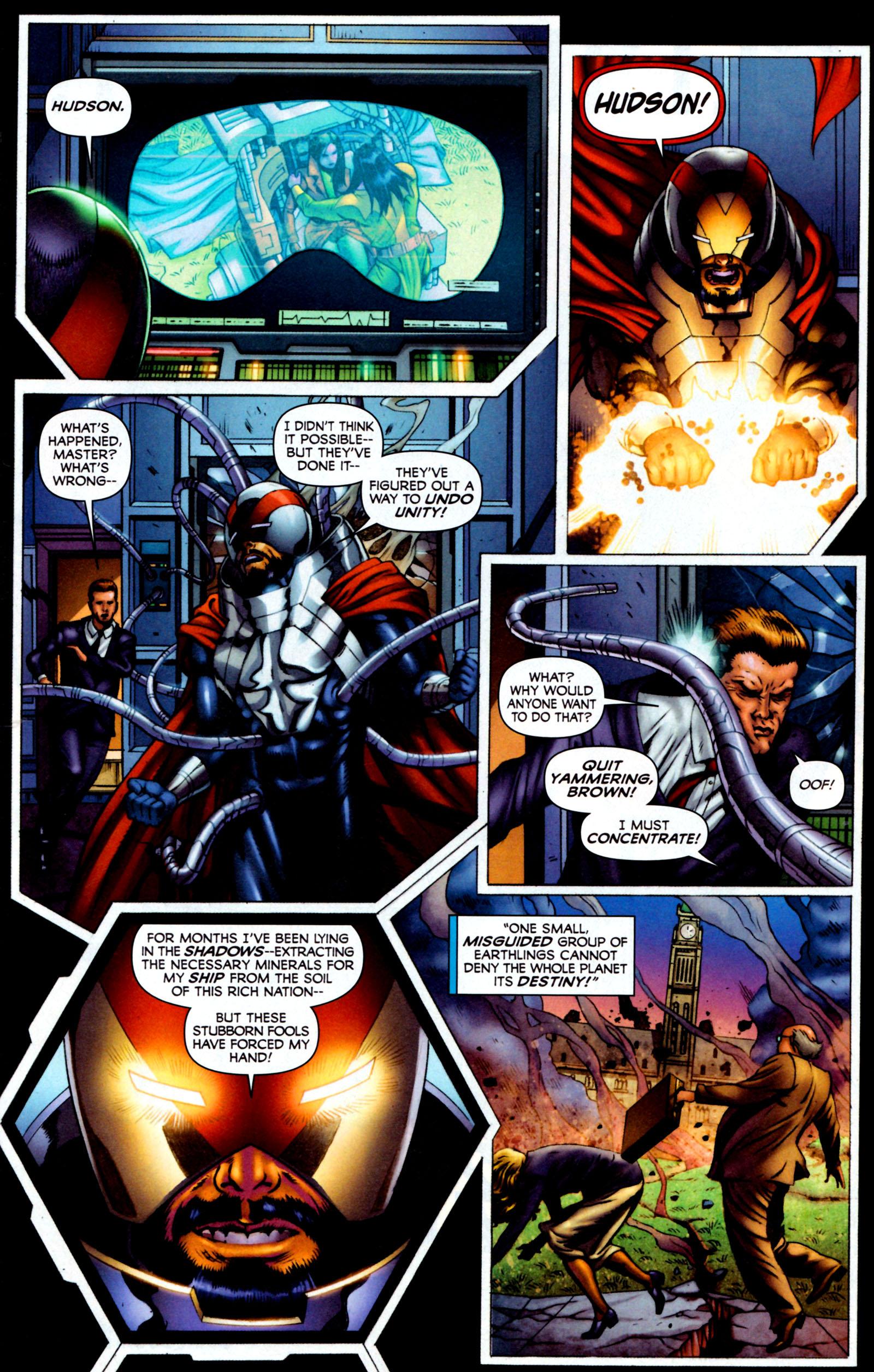 Read online Alpha Flight (2011) comic -  Issue #7 - 21