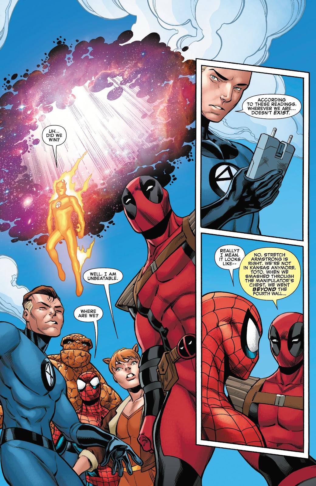 Read online Spider-Man/Deadpool comic -  Issue #49 - 21