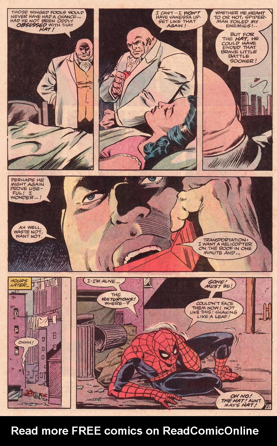 Web of Spider-Man (1985) Issue #2 #12 - English 22