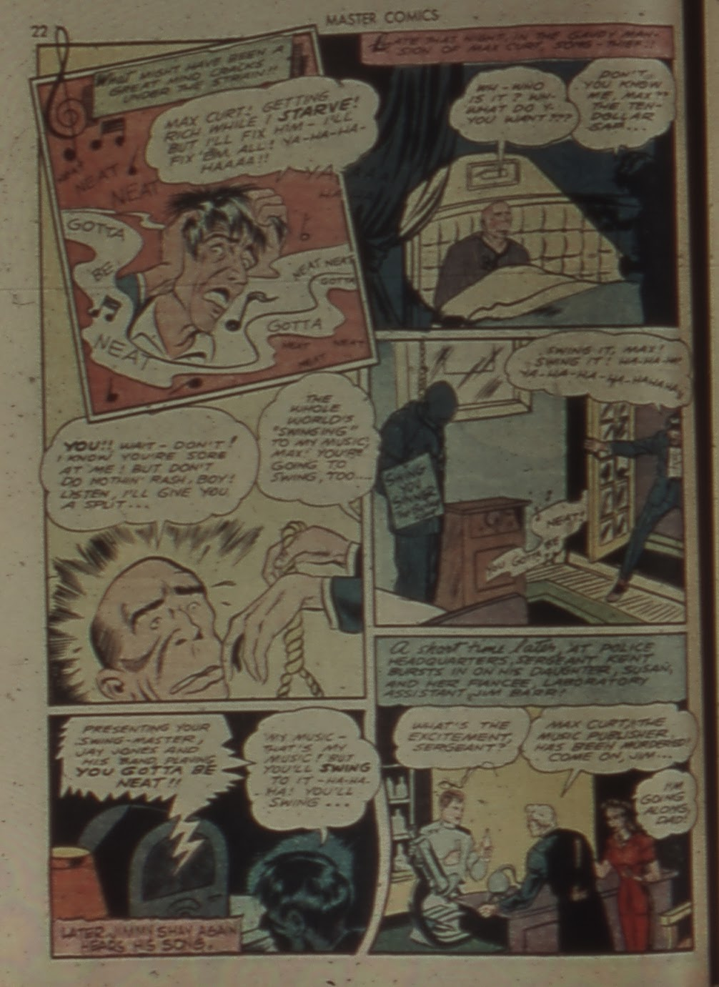 Master Comics issue 31 - Page 22