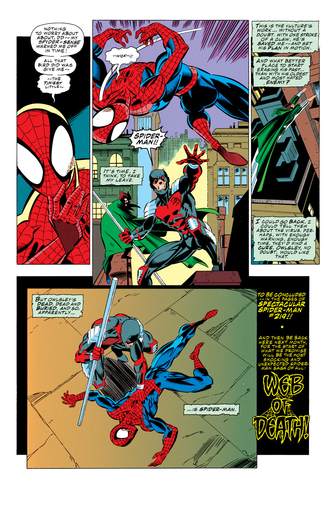 The Amazing Spider-Man (1963) 396 Page 23