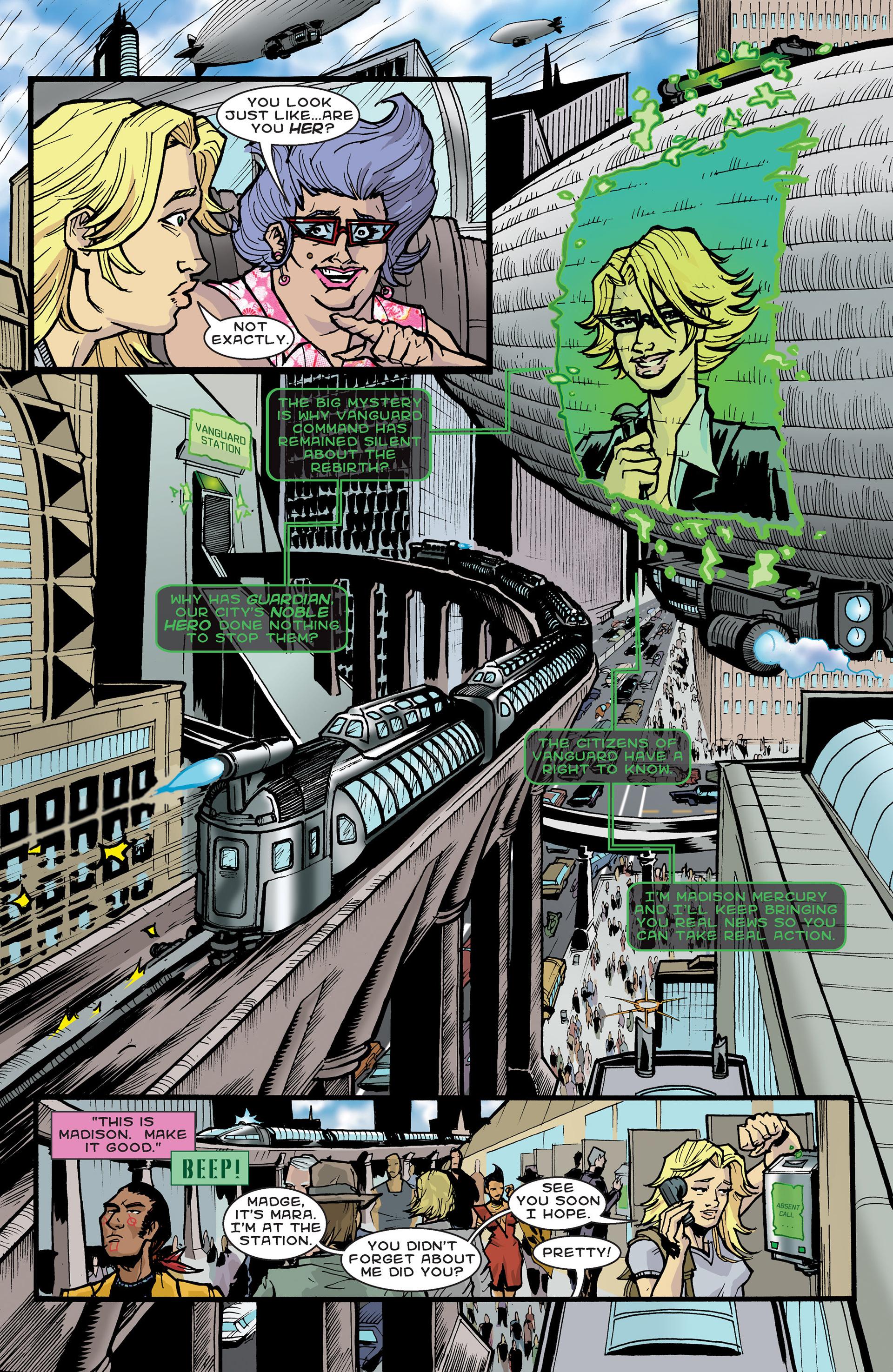 Read online Birth of Venus comic -  Issue #1 - 10