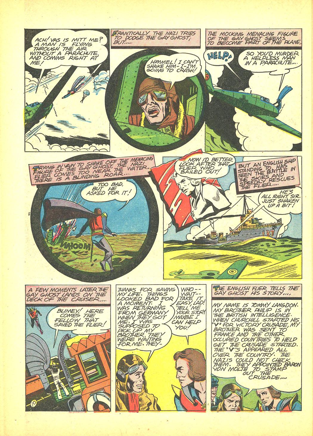 Read online Sensation (Mystery) Comics comic -  Issue #4 - 42