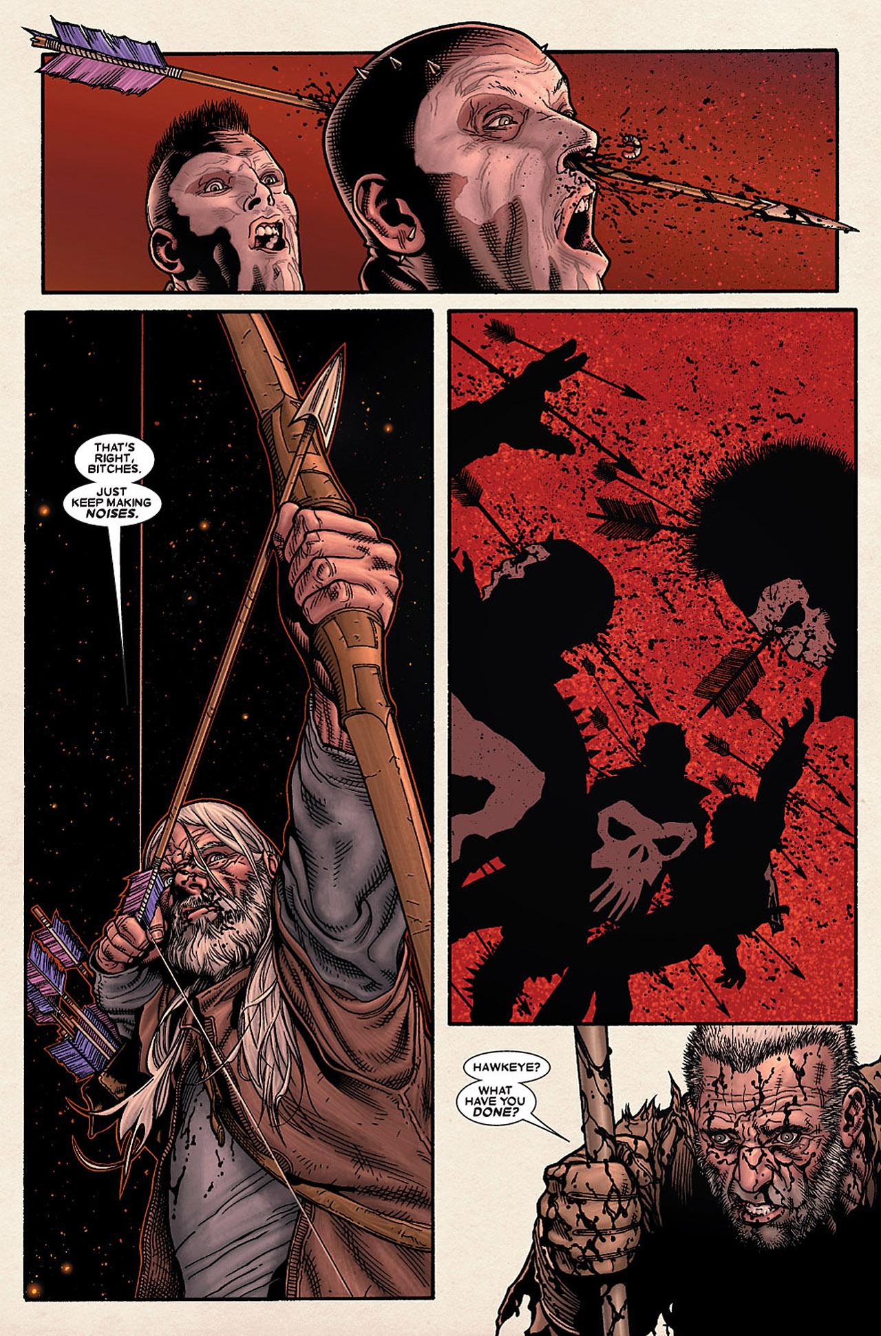 Read online Wolverine: Old Man Logan comic -  Issue # Full - 39