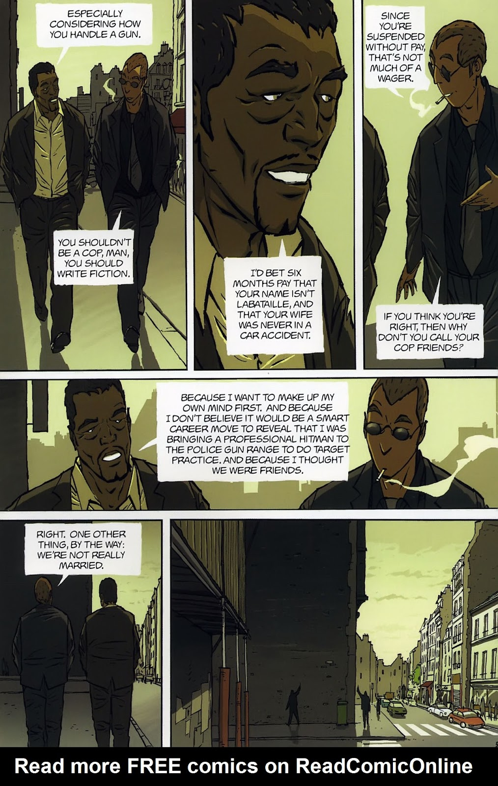Read online The Killer comic -  Issue #8 - 26