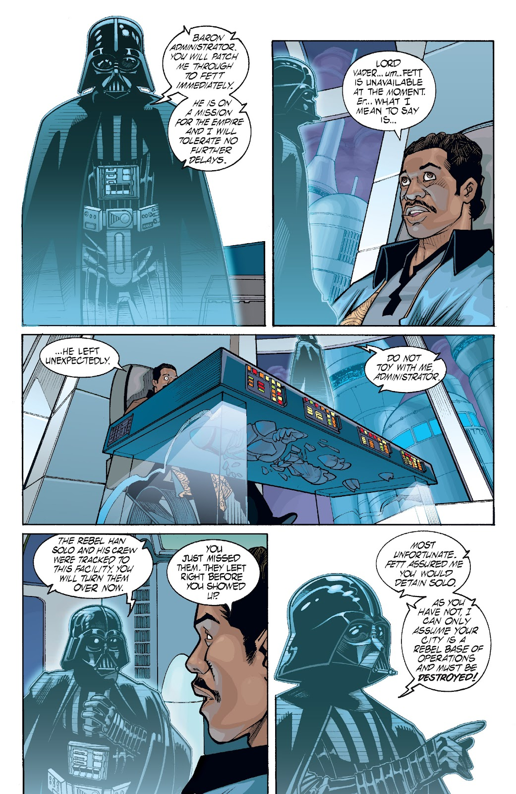 Read online Star Wars Legends: Infinities - Epic Collection comic -  Issue # TPB (Part 2) - 35