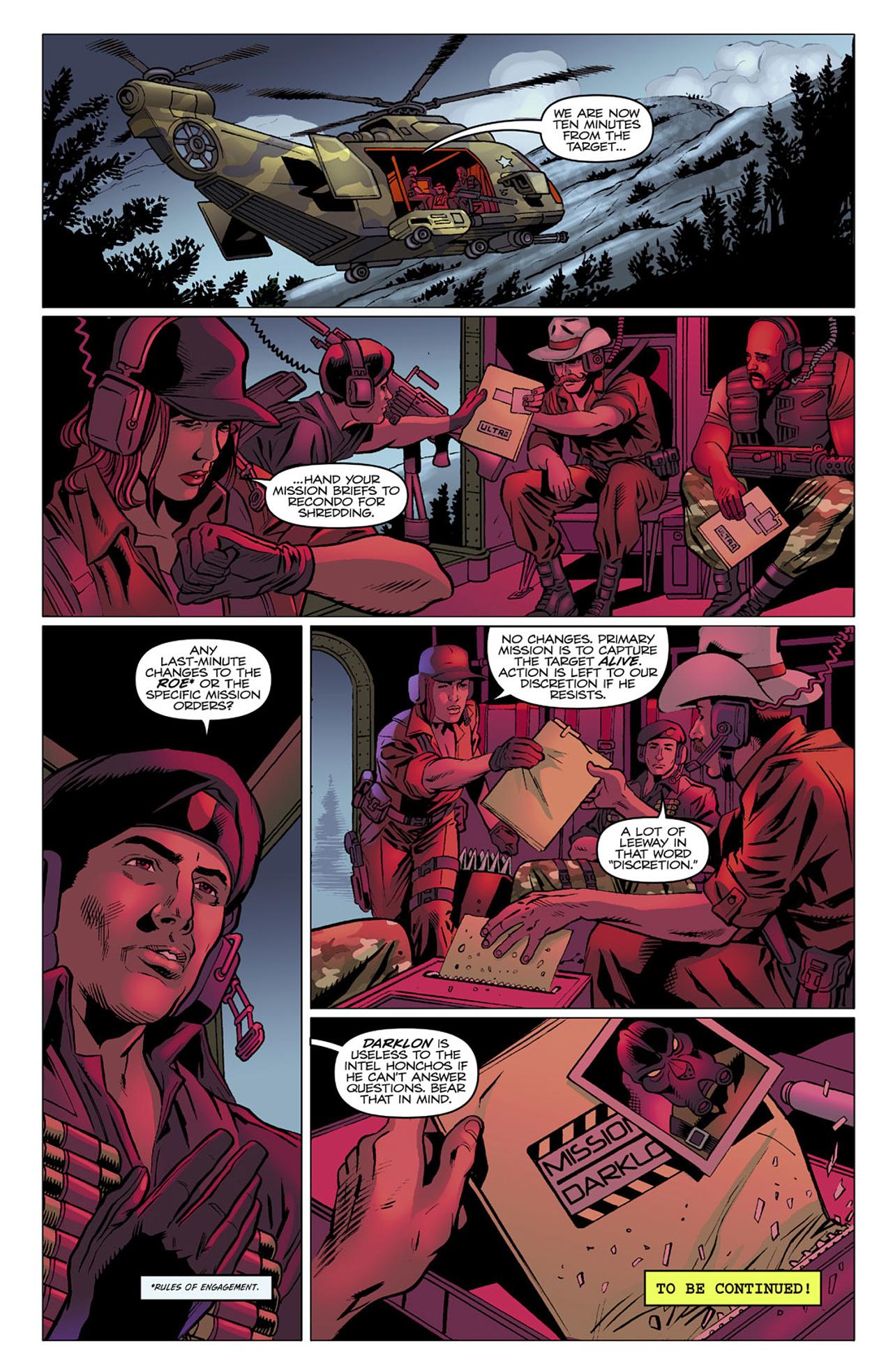 G.I. Joe: A Real American Hero 170 Page 25