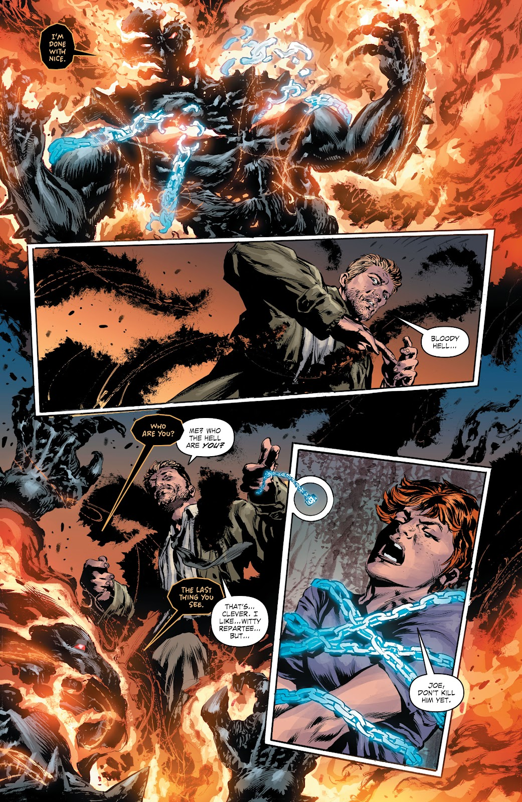 Read online The Curse of Brimstone: Ashes comic -  Issue # TPB (Part 1) - 10