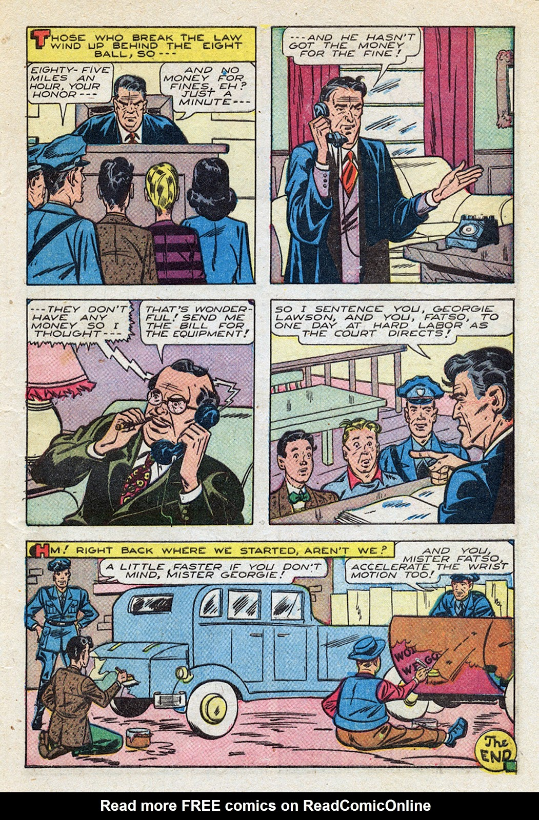 Georgie Comics (1945) issue 4 - Page 9