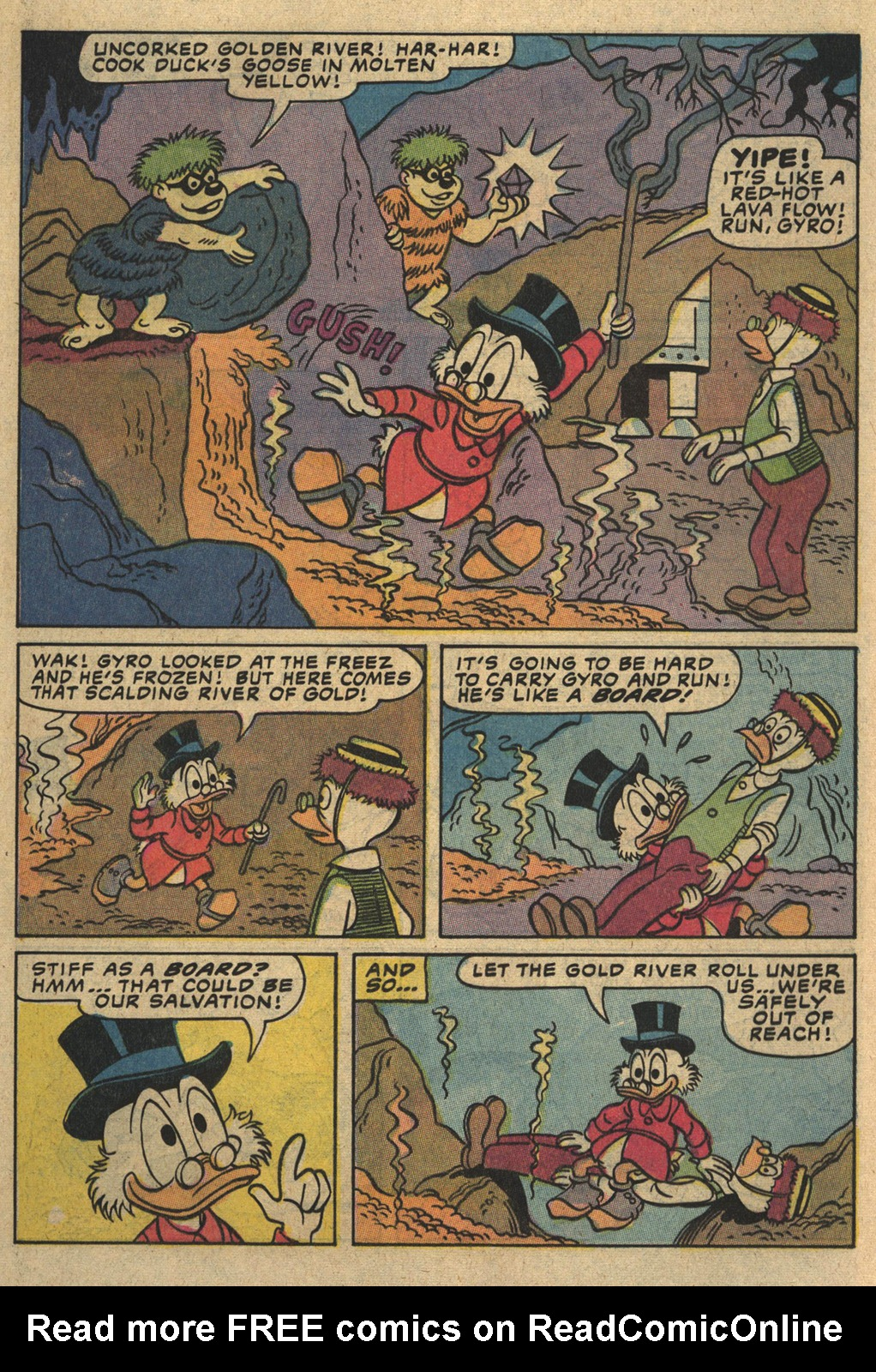 Read online Uncle Scrooge (1953) comic -  Issue #194 - 12